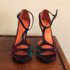 Brand new VIA SPIGA high drama heeled sandals